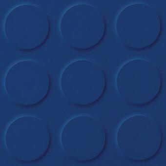 Rubber Flooring Persian Blue Tile